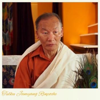 Tulku Jamyang Gyatso Rinpoche