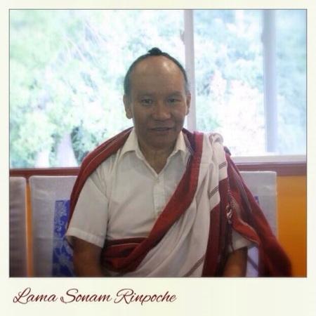 Lama Sonam Rinpoche