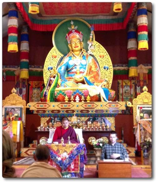 Tulku Thadral Rinpoche Intergrating Dzogchen with Ngondro