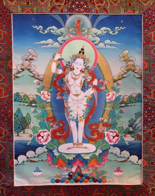 Khandro Yeshe Tsogyal